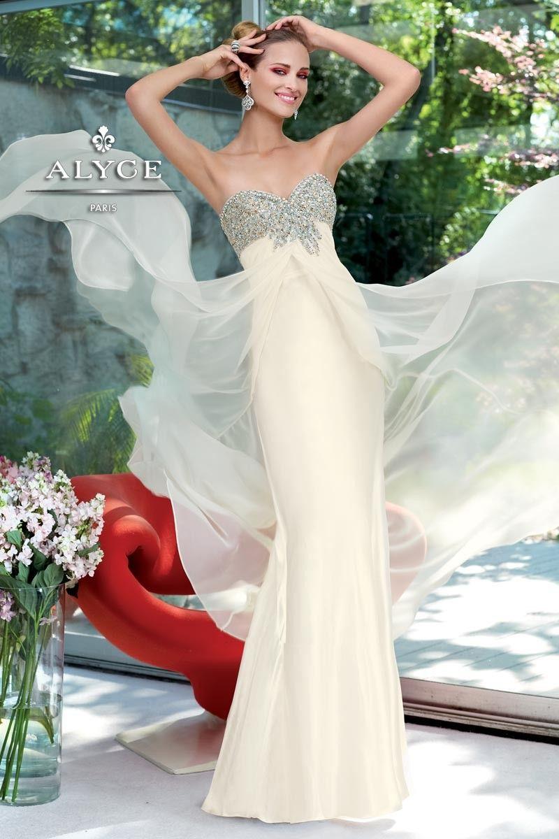 Alyce Paris | Prom Dress Style 6070 - Full shot