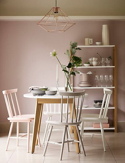 Bradshaw Dining Table  Self Assembly  Coral Chair Dining And Awesome Marks And Spencer Dining Room Furniture Design Ideas