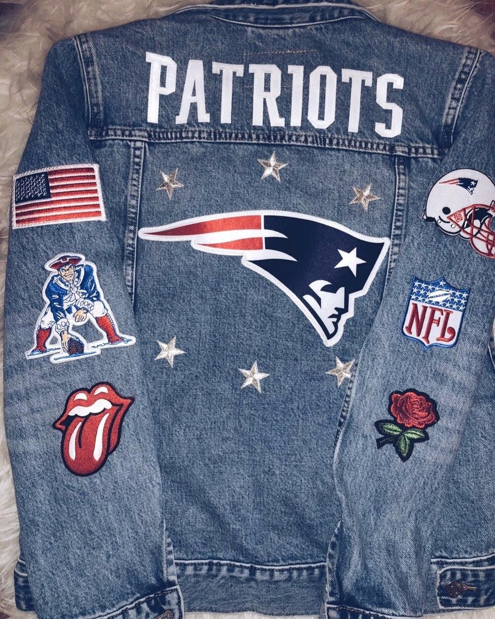 Planning on making this jean jacket. Should I paint the