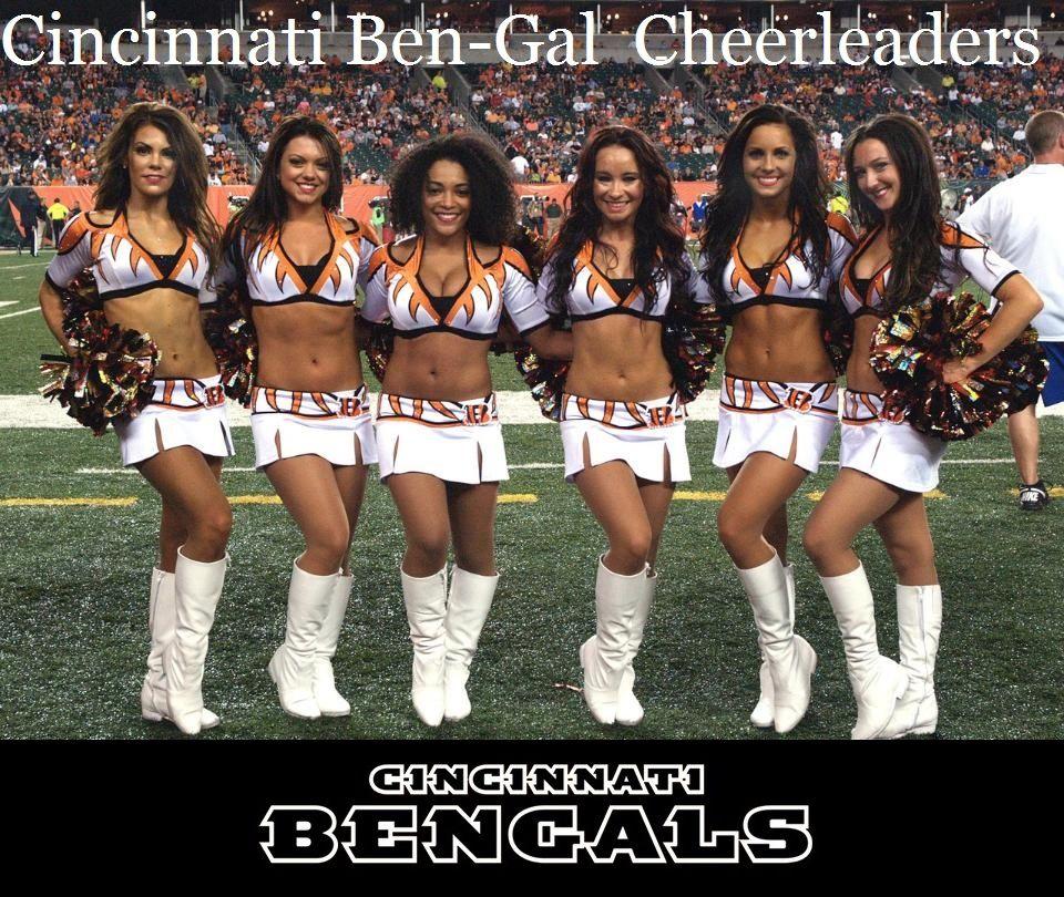 Final, Cincinnati bengals cheerleaders megan mine