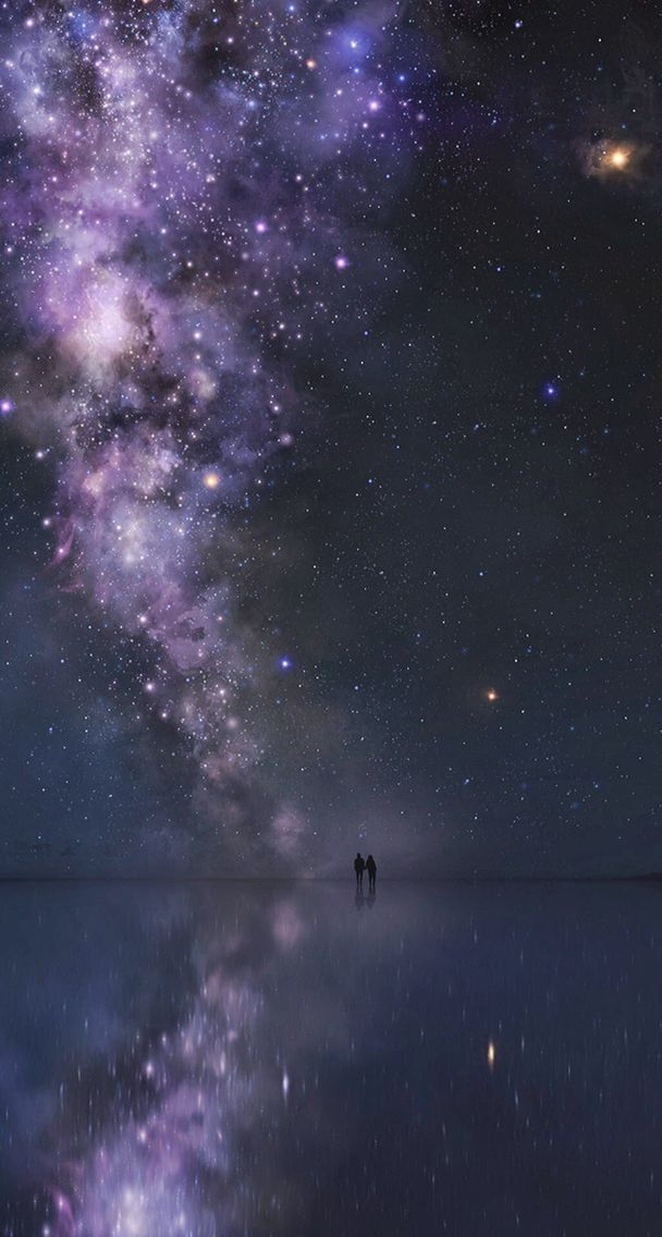 Pin By Aun Aunn On Sky Full Of Stars Space Art Cool Landscapes Cool Backgrounds For Iphone