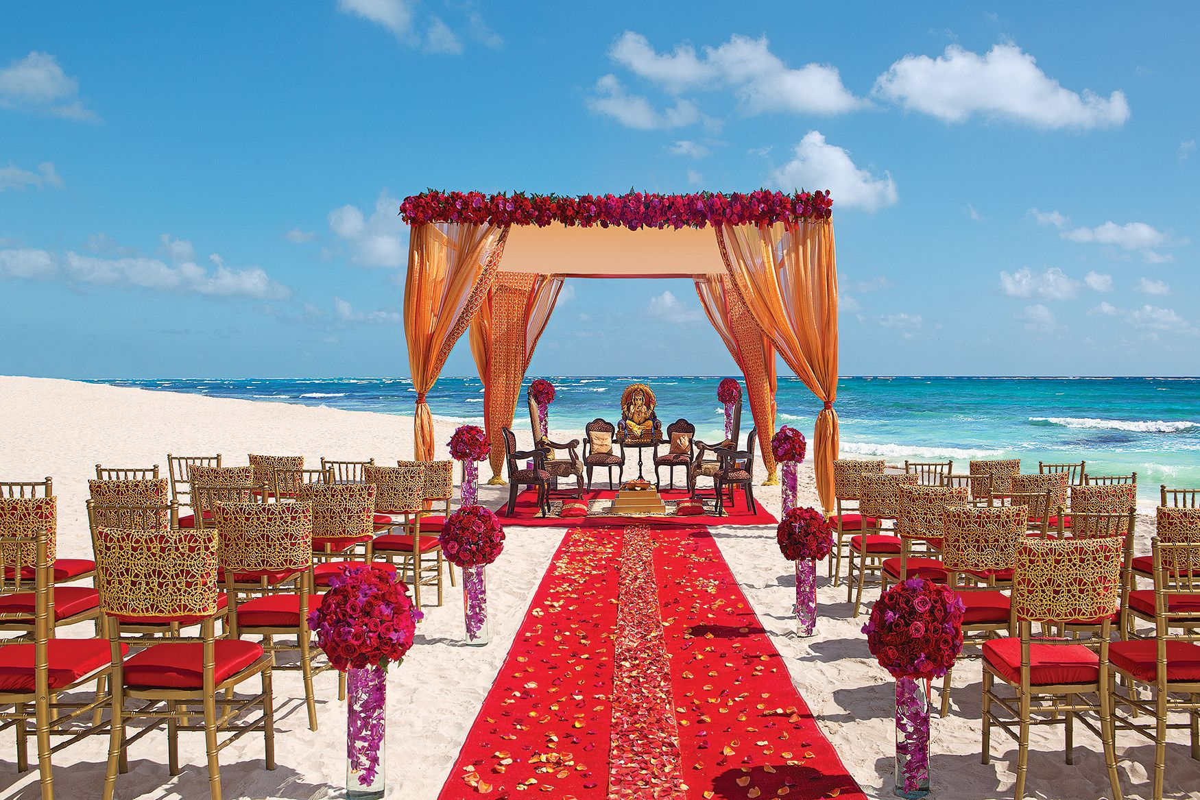 Plan a south asian inspired destination wedding wedding for Plan a destination wedding