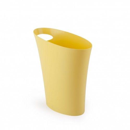La poubelle Skinny, la solution pour les espaces réduits sans perdre en contenance !