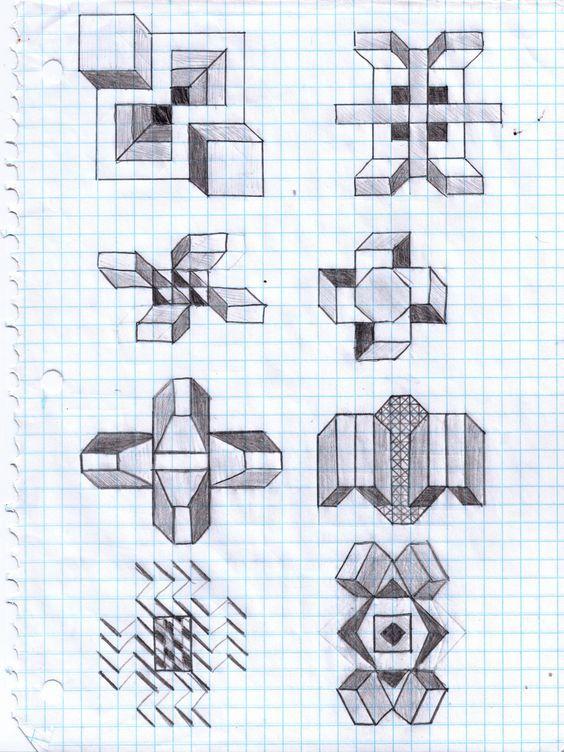 Afbeeldingsresultaat voor santa claus drawing on graph paper