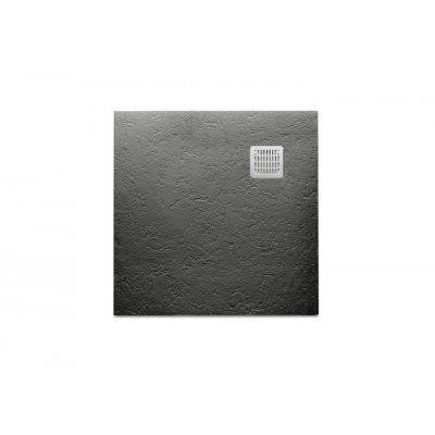 Roca+Terran+brodzik+kwadratowy+90x90+cm+konglomeratowy+cemento+AP0338438401300