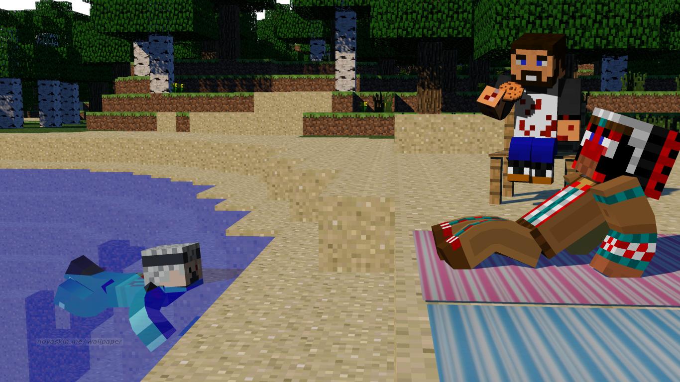 Beautiful Wallpaper Minecraft Beach - 17903e44b0d9991484c1e9bf3aec97d9  Snapshot_651046.jpg