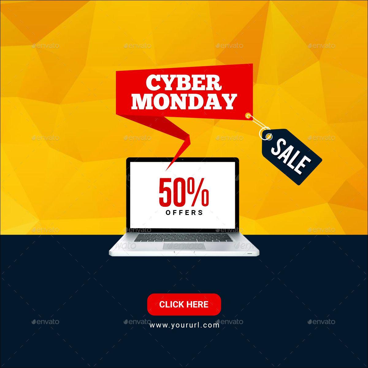 Cyber Monday Banners Bundle