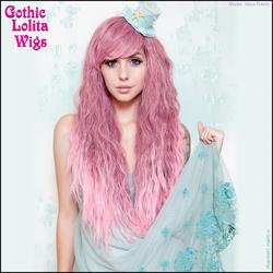 Gothic Lolita Wigs®  Rhapsody™ Collection - Rose Fade