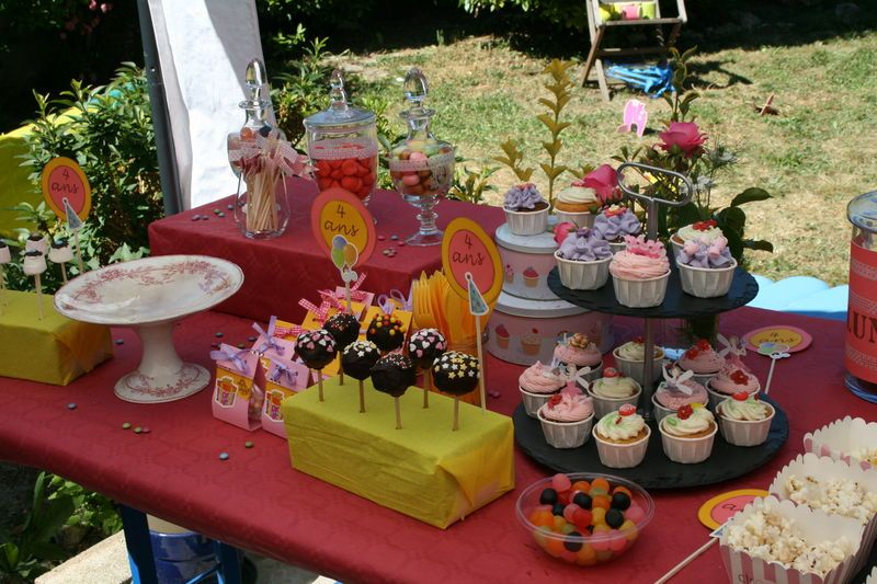 Beliebt Buffet anniversaire enfant | deguisements | Pinterest | Buffet  JO08