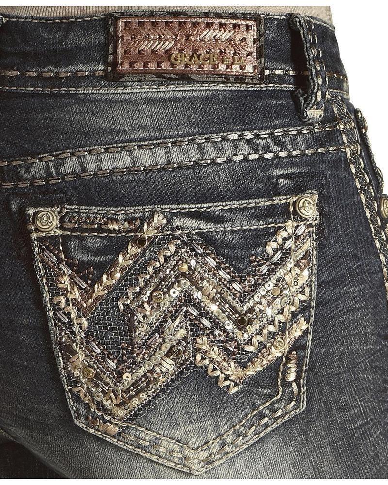Pin On Grace In La Jeans