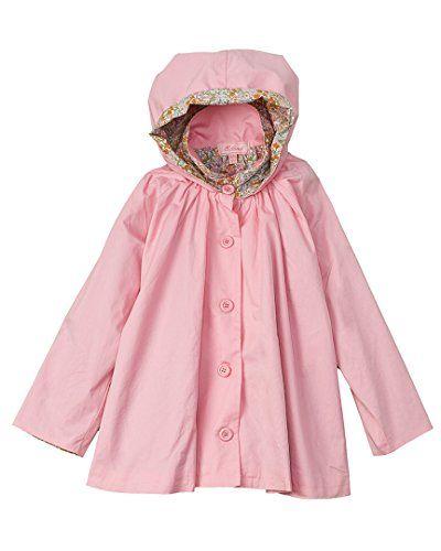 f49ac046eda3 E Land E-Land Girls Kids Girls  Jacket