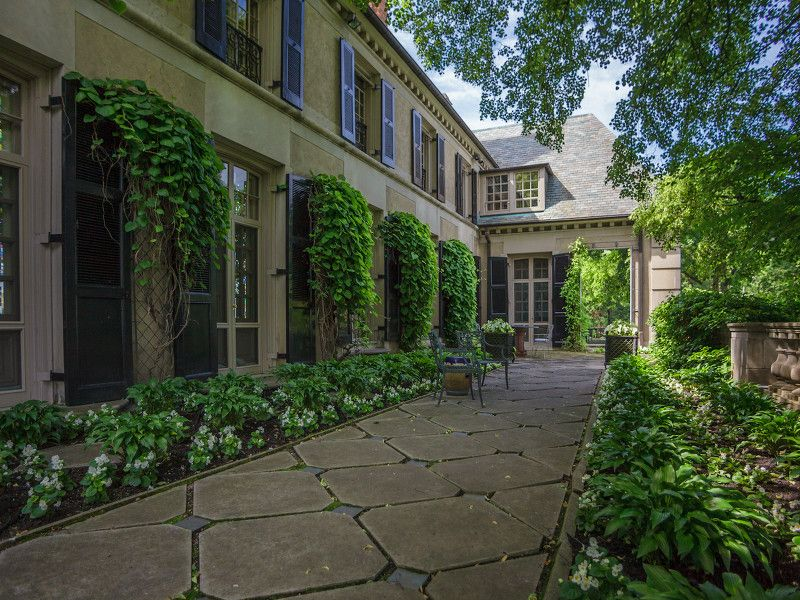 1930, Designed by Architect Wallace Frost,