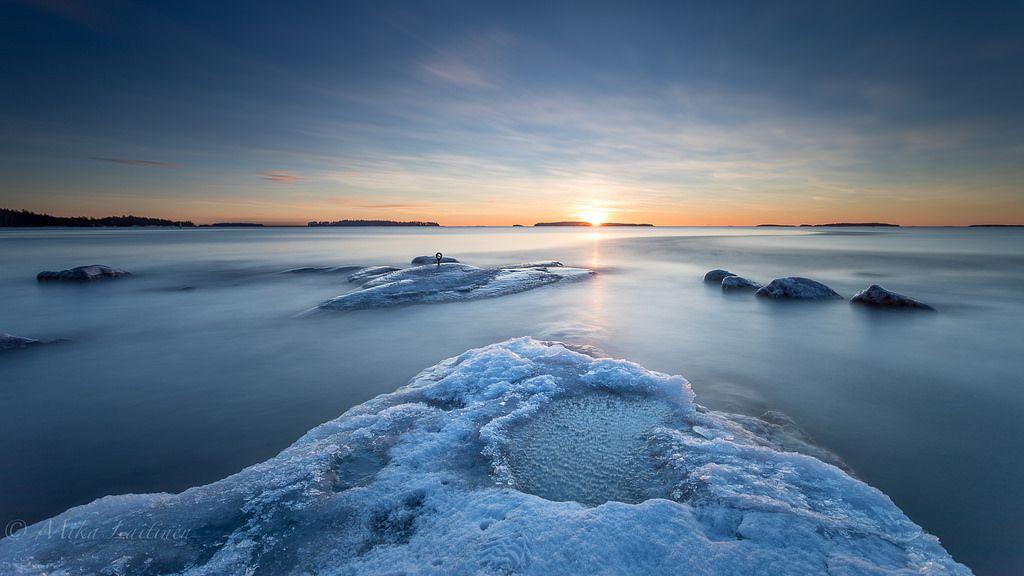 https://flic.kr/p/Rdw7w5 | Good morning Helsinki | Uutela, Helsinki, Finland