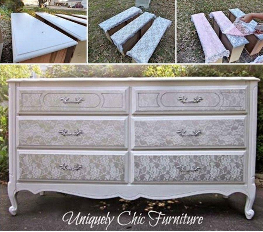 Lace Drawers The WHOot