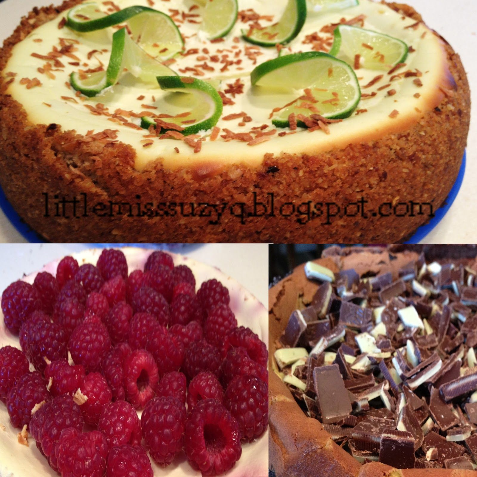 One Cheesecake Recipe Three Ways