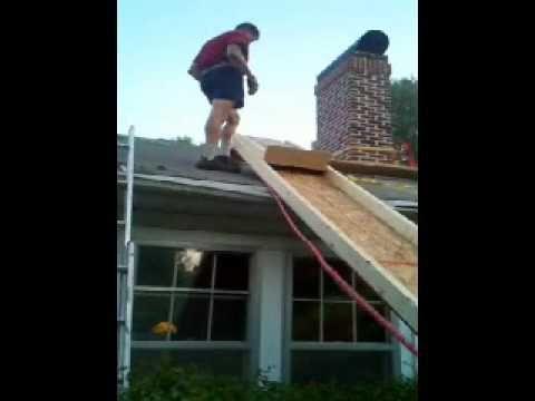how to build a shingle lift
