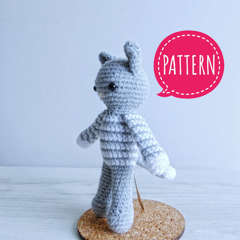Ballerina cat doll crochet pattern | Crochet patterns amigurumi ... | 3000x3000