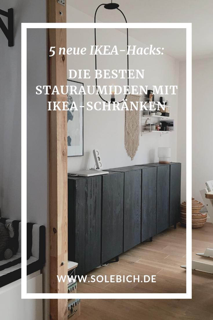 5 neue IKEA-Hacks: Die besten Stauraumideen mit IVAR, BESTA, TRONES und NORDLI