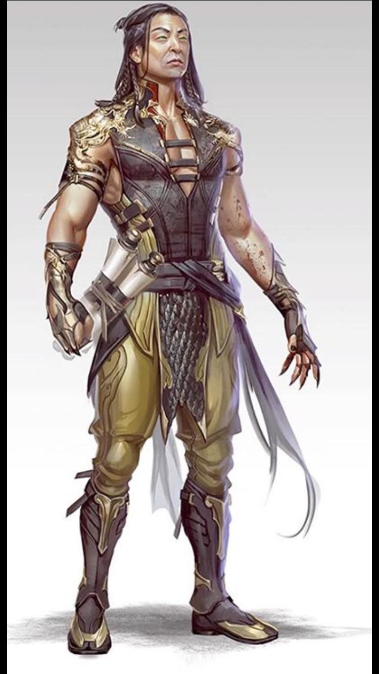 Pin By Martin Williams On Shang Tsung Mortal Kombat Art Mortal Kombat Cosplay Mortal Kombat