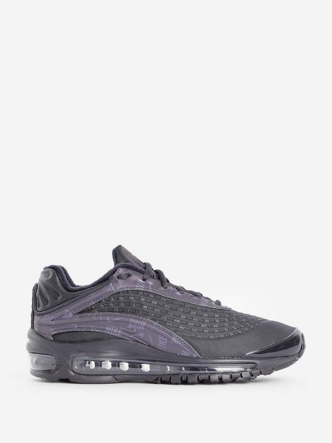 Nike Womens Air Max Deluxe SE Oil Grey