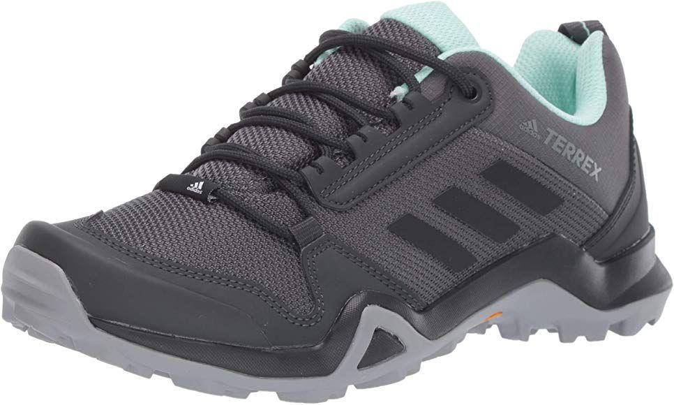 Amazon.com | adidas outdoor Terrex AX3 Hiking Shoe - Women's ...