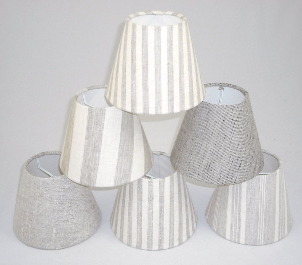Candle Lampshades Handmade in UK