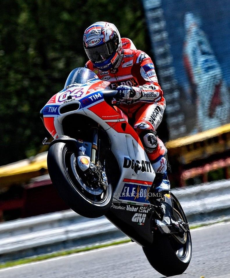 Cars Motorcycles That I Love: Andrea Dovizioso - MotoGp Brno 2017