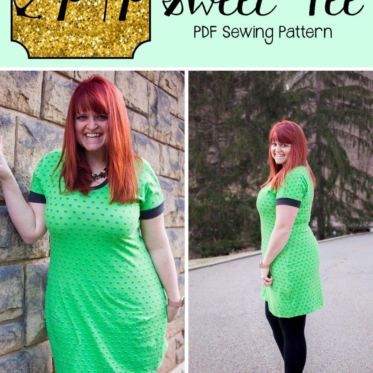 Sweet Tee Patterns For Pirates Tee Dress Tees