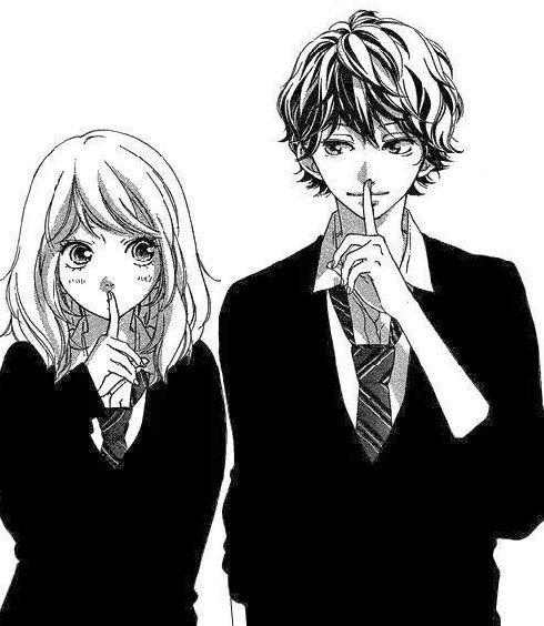 Resultado De Imagen Para Imagenes Dos Personas Agarradas La Mano Anime