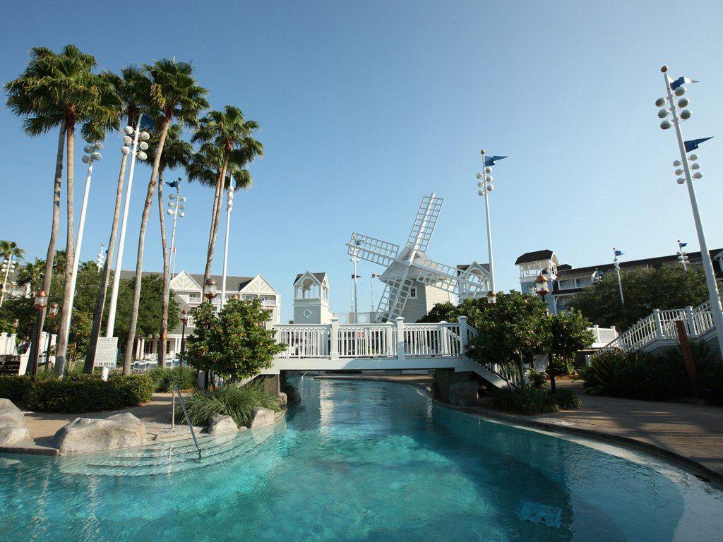 disney's yacht club resort, lake buena vista: florida resorts