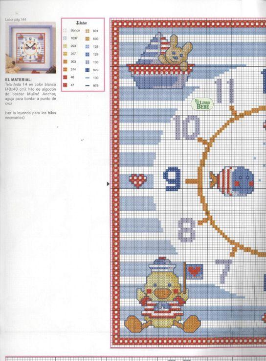 Gallery.ru / Фото #13 - el libro del bebé - geminiana