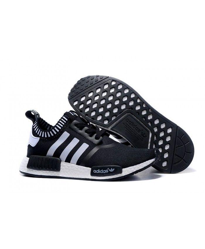 Adidas NMD Runner Noir Blanc   adidas nmd    nmd  Adidas nmd 7b48b3