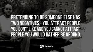 Image result for quotes about someone pretending to be happy