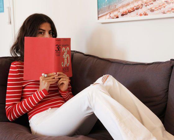 Leandra Medine #leandramedine #outfit #style #inspiration #fashion @zara