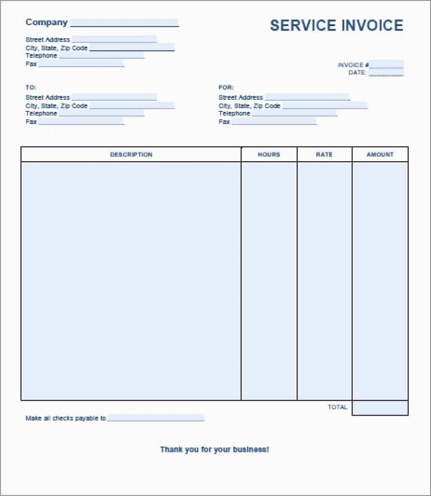 Best Of Service Invoice Template Free Best Of Template Throughout Invoice Template Filetype Doc 10 Pro Invoice Template Word Invoice Template Invoice Sample
