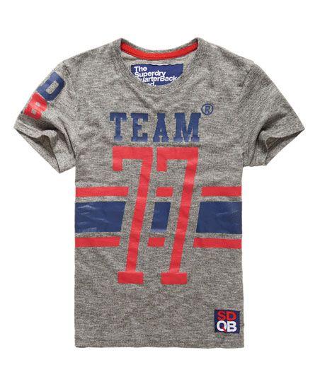 Superdry Camiseta Kicker  92793741a59
