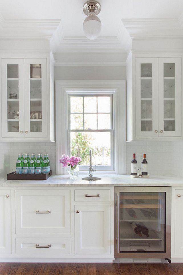 Benjamin Moore Paint Colors Paper White On Cabinets