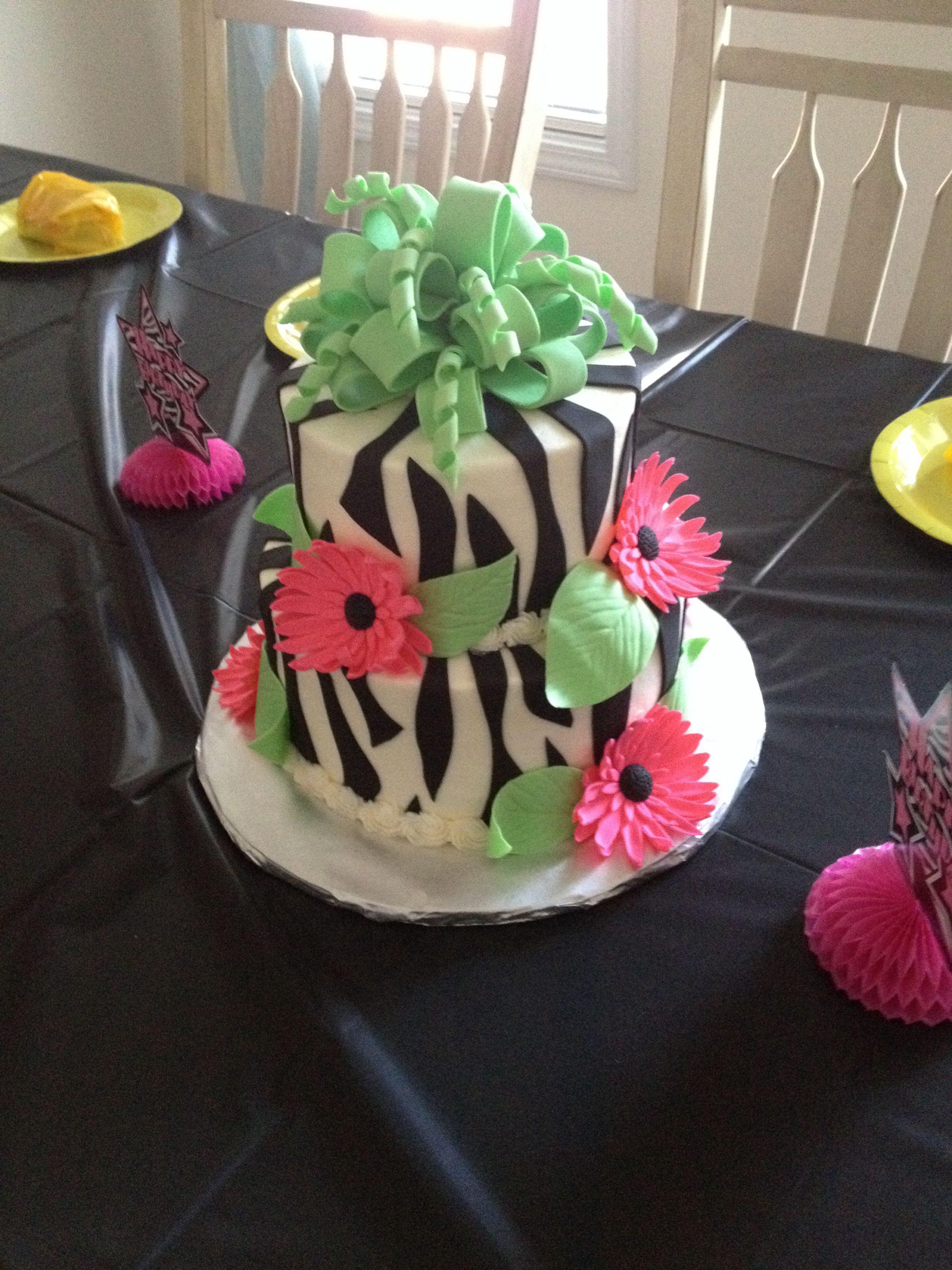 Daughters birthday cake birthday cake cake daughter