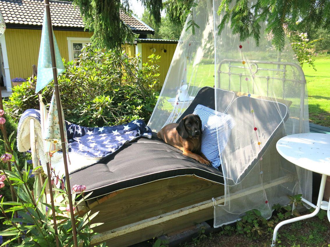 unser gartenbett | sommer in schweden - sommar i sverige - summer in