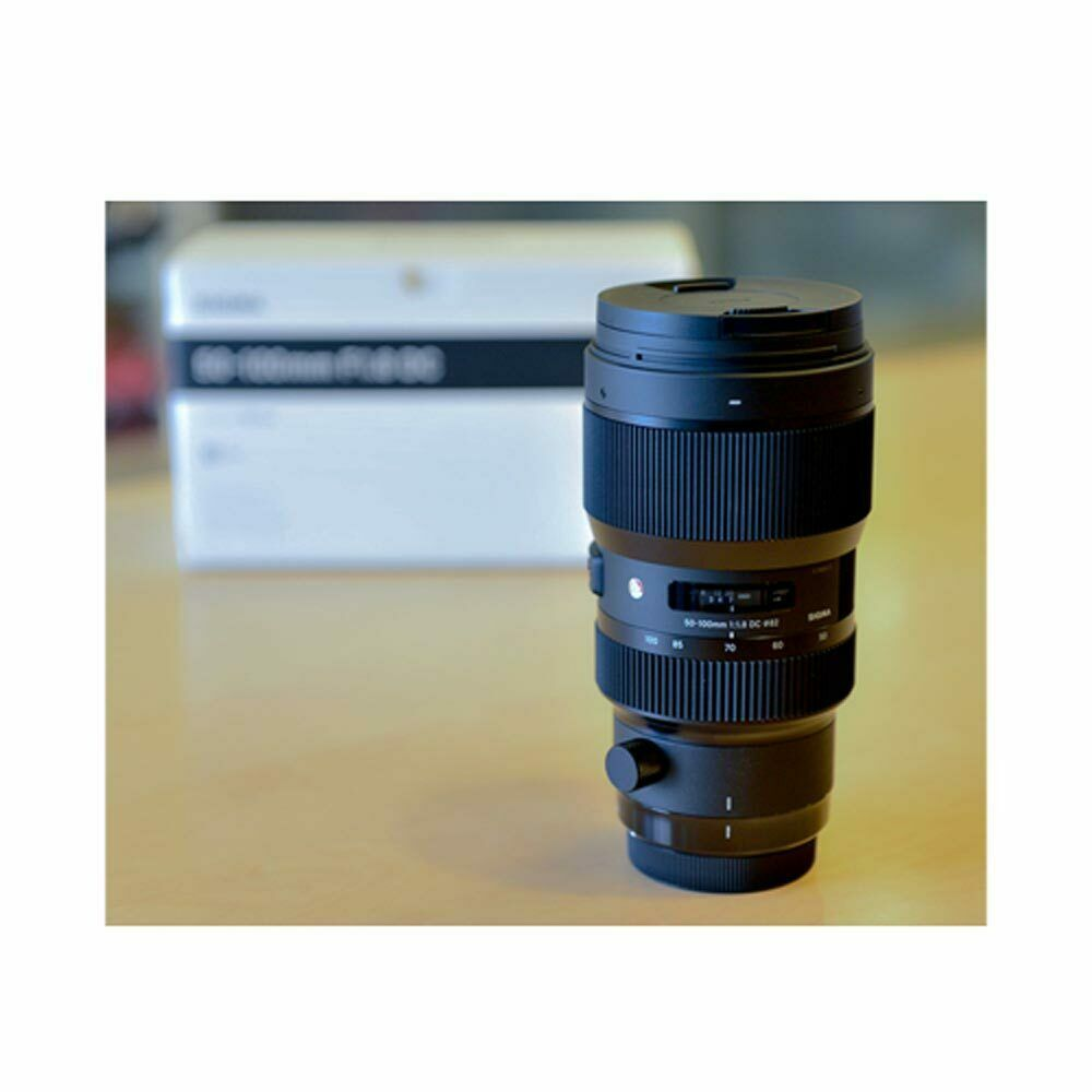 Sigma 50 100mm F 1 8 Dc Hsm Art Lens For Nikon F From Eu Authenti