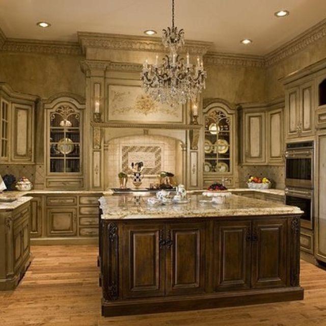 Kitchen | Italian style kitchens, Luxury kitchen design ...