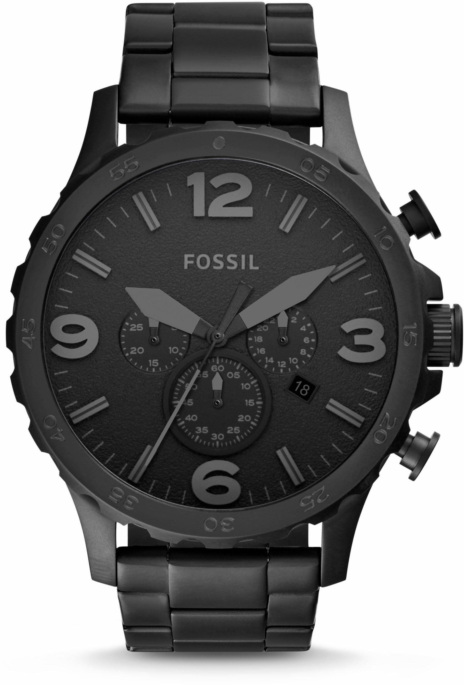 Fossil uhren herren jr1401