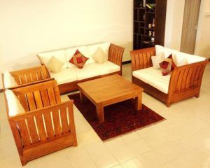 set kursi minimalis untuk ruang tamu (dengan gambar