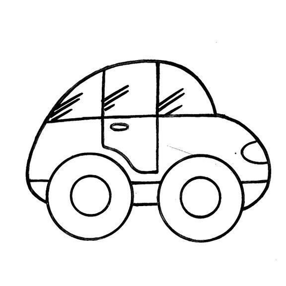 Dibujo Infantil Coche Dibujos Colorear Ninos Imagenes Infantiles Para Imprimir Imagenes Para Colorear Ninos