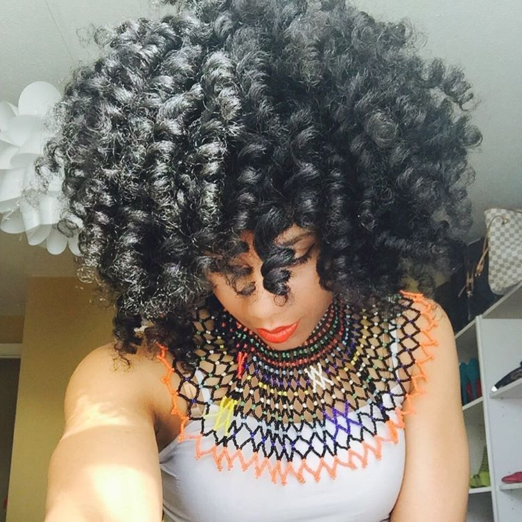 Pin by Hergivenhair on Natural Hair Extensions ...