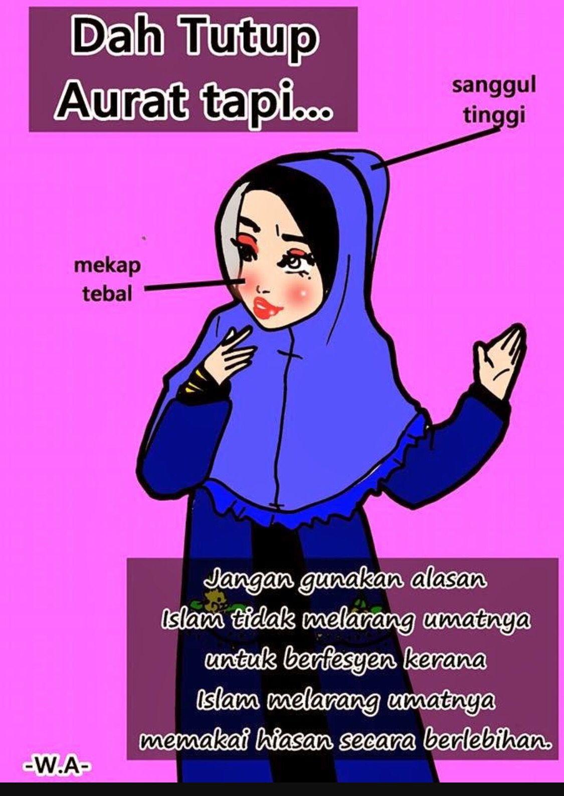 Tabarruj Kata Hikmah Pinterest Islamic Islam And Hijab Quotes