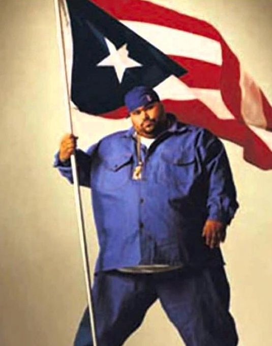 Big Pun Puerto Rican 🇵🇷 American 🇺🇸Rapper From New York