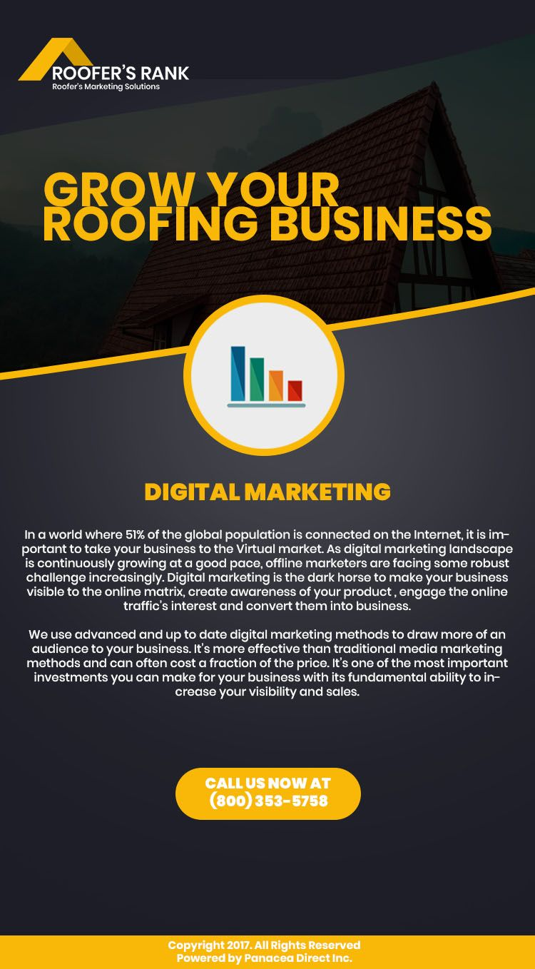 Pin By Roofer S Rank On Roofer S Rank Web Design Marketing Solution Roofing Business Solutions