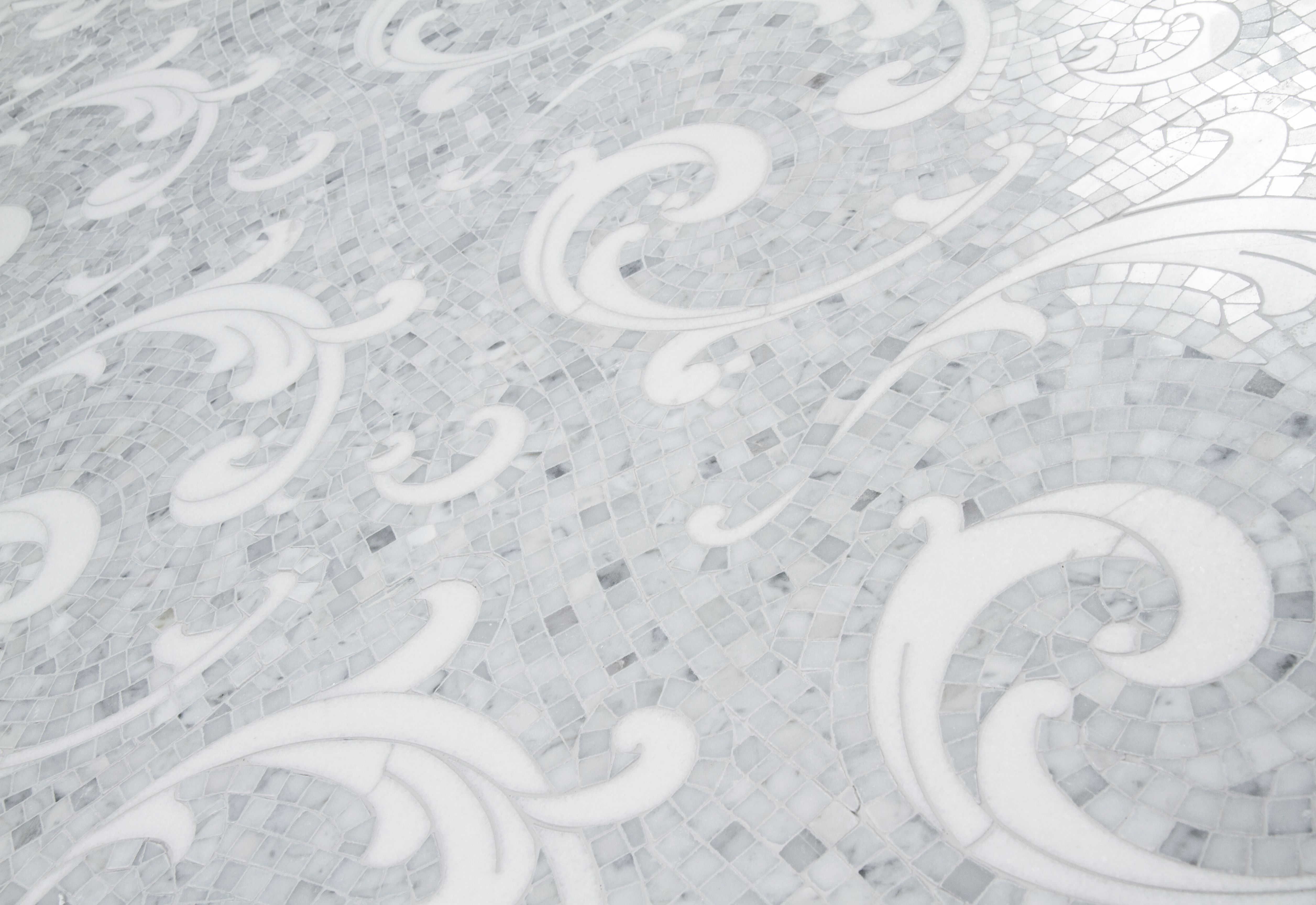 Demeter Cold Mosaic By Mosaique Surface Tile Mosaic