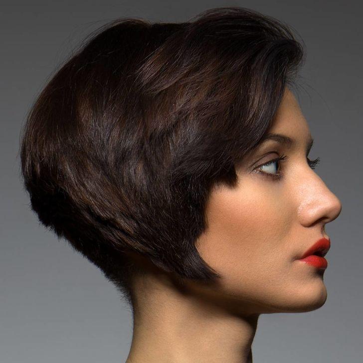 Tagli capelli corti asimmetrici inverno 2020 | Really ...